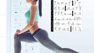 71pK2BOWDGL. SL1400 364x205 - The Best 17 Home Gym Posters to Motivate You!