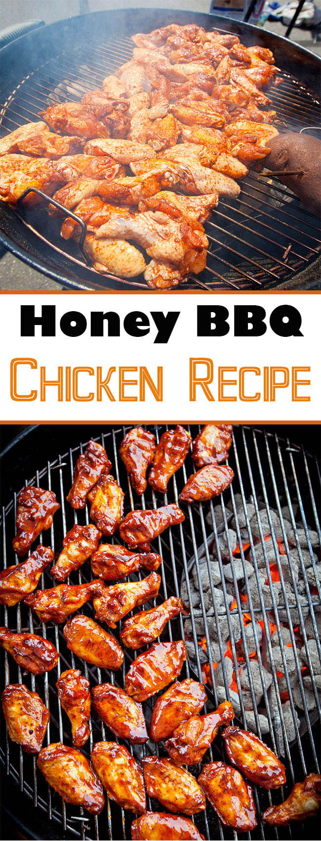 Honey #BBQ #Chicken Recipe